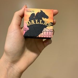 Benefit Dallas rosy blush 9g